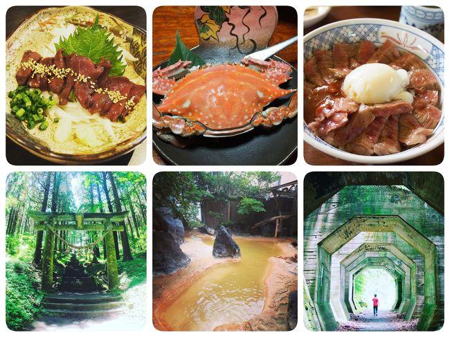 2018年5月から始めた「日本秘湯を守る会」のスタンプ集め。ついに10個貯まった。10個貯まるとこの中の1つに無料で泊まれる。それで選んだのが熊本県、天草の弓ヶ浜温泉湯楽亭。<br />なぜここを選んだかというと料理が一番おいしいことと、他にはない個性的な泉質。シュワシュワの炭酸泉&#9832;<br />すごく遠いんだけどまた来ることができて嬉しい。<br /><br />コロナの影響で予約してた飛行機が行きも帰りも欠航で予定していたより滞在時間が短くなってしまったけど久しぶりの旅行でとても楽しかった。<br /><br />6月15日(月)<br /><br />仕事後、穴守稲荷のホテルへ前泊<br /><br />シアトル羽田ホテル泊<br /><br />6月16日(火)<br />●パワーラウンジ<br />_______________________<br />JAL623欠航 <br />06:25羽田<br />08:10熊本<br />_______________________<br /><br />JAL625に変更<br />08:05羽田<br />09:50熊本<br /><br />弓ヶ浜温泉<br />湯楽亭泊<br /><br />6月17日(水) <br /><br />●ASOラウンジ<br />_______________________<br />JAL638欠航<br />19:55熊本<br />21:35羽田<br />_______________________<br /><br />JAL634に変更<br />17:20熊本<br />19:00羽田