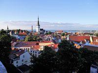 ウイーンから中欧、バルト海を駆け抜けた58日間☆彡 52日目 ・・中世都市タリン、そこはおとぎの国の様な街・・