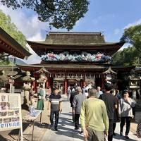 九州旅行4泊5日①(福岡・佐賀・ハウステンボス)
