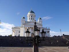 ウイーンから中欧、バルト海を駆け抜けた58日間☆彡 55日目 ・・ヘルシンキは空高く、鴎が闊歩する街・・