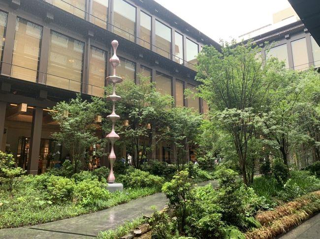 京都新風館、4月オープン予定でしたが6月に延期。隈研吾建築の新風館オープンを心待ちにしてました。<br />素晴らしく落ち着く空間と斬新な試みのエースホテル。京都の街に溶け込む新しい商業施設です。