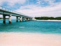 ビーチリゾートは1歳でも若い内に行った方が良いよね(^_-)-☆って碧い海を見に☆2003☆天国に一番近い島へ☆゚・:*☆