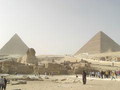 世界一周の思い出 エジプト⑤ ギザのピラミッド三昧