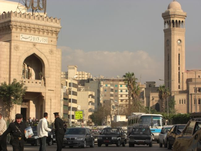 世界一周の思い出 エジプト④カイロ散歩1