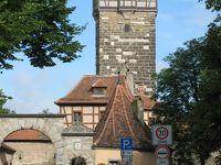 心の安らぎ旅行 2005年(15年前)夫が撮ってくれていた Rothenburg ローテンブルク Part1♪