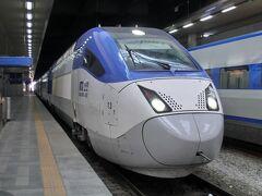 2011年3月韓国鉄道の旅 ソウル~釜山ノンストップの新型KTX山川(サンチョン)に乗って来ました。