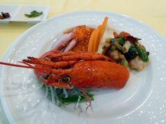 初夏の札幌パークホテル2泊 札幌パークホテル 四川料理 桃源郷の夕食