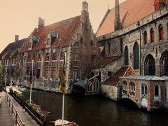 備忘録 ⑤私がベルギーのブリュッセルに単身赴任中に、クアラルンプールに赴任中の家内が訪ねて来てくれました。その3ブリュージュの巻-1