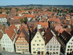 スイス・ドイツ・チェコ2003夏旅行記 【11】ロマンチック街道