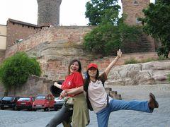 心の安らぎ旅行 2005年(15年前)夫が撮ってくれていた Nurnberg ニュルンベルク♪