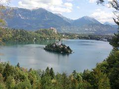 ヨーロッパひとり旅@2018夏【7,8,9日目】スロヴェニア観光