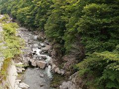 林間学校で行った思い出の洞川