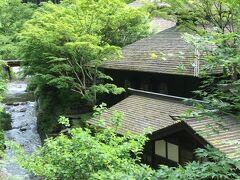 秘湯法師温泉長壽館と横川廃線敷アプトの道