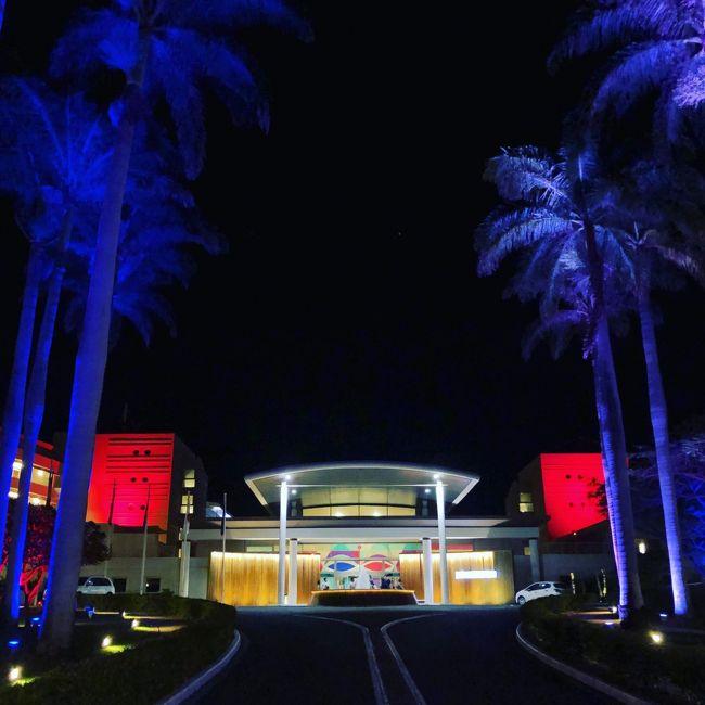 天国に一番近い島(^^♪<br />ニューカドレニア 本当に素晴らしい場所でした。<br />画像は Grand Casino!