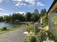 ヒュッゲの国デンマーク&フィーカの国スウェーデン9日間⑩夏だけ上陸できる島~フィヤーデルホルマナ島へ~