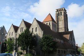 フランス揺籃の地~トゥルネーの街歩き1. 「聖ブリス教会からノートルダム寺院へ」