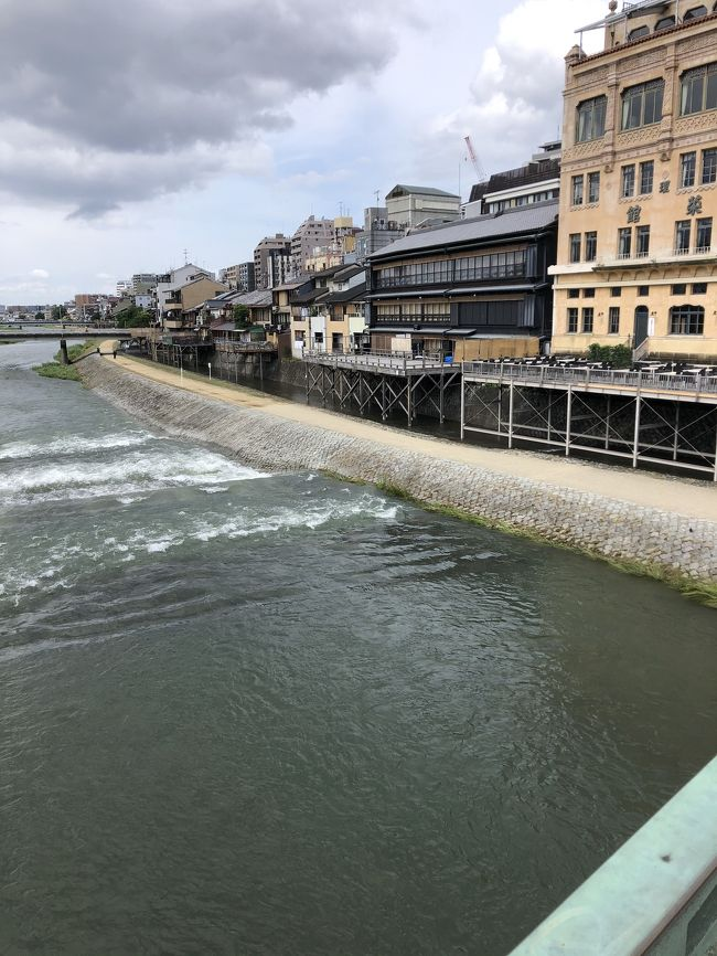 息抜きに京都にひとり旅。ひと昔前に住んでた京都懐かしさと疲れを癒すために出かけました。京都はやはり落ち着きます。