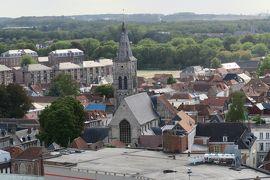 フランス揺籃の地~トゥルネーの街歩き2. 旧市街にある塔からの絶景!