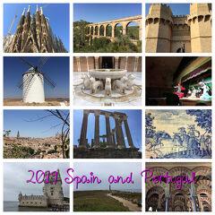 2019年夏スペイン・ポルトガル旅行記・ダイジェスト版