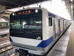2020年7月関東鉄道旅行1(水戸線)