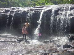 夏!!八重山諸島 西表島 サンガラの滝カヤックツアーに参加しました。