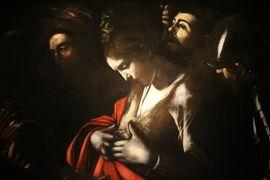 シニア夫婦の欧州5カ国ゆっくり旅行30日 (19)ナポリでセヴァロス.スティリアーノ宮美術館を訪問し、町歩きもしました(3月17日)