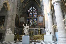 ヨーロッパ交易の中継地リェージュ4. 聖ジャック教会から聖ポール大聖堂へ!