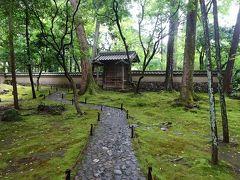 古都京都の文化財(16二条城、17西芳寺)2020.6.11