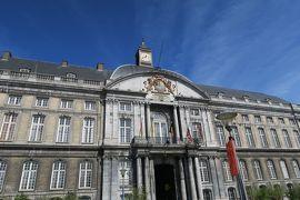 ヨーロッパ交易の中継地リェージュ6. プランス・エベック宮殿に入ってガックリ!