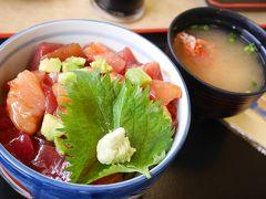 梅雨の中富士山を拝みに山梨・静岡へ④ ~道の駅やおさかなセンターなどで美味しい食材をゲット~