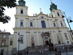 2019年夏 スロバキア・ポーランド旅行 首都ワルシャワ(ポーランド)4 ボレスワビエツ陶器アウトレット・聖十字架教会・蜂起博物館