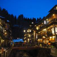 銀山温泉①