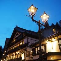 銀山温泉②