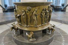 ヨーロッパ交易の中継地リェージュ9. 聖バルテルミーの洗礼盤はピカピカだった(?_?)