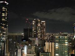 緊急事態宣言カウントダウン中 ホテル阪神大阪1泊2日湯治旅