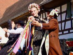 アルザス地方 ブーケウェディング(花束の結婚式)