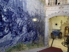5つ星宮殿ホテル(3泊目)とポサーダ(2泊目)で過ごす 悠久のポルトガル6日間 -6
