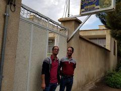 4度目のイラン訪問「タバリアン工房」