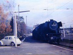 ヒストリカルストーリイNo.23 48年前のドイツの蒸気機関車023型