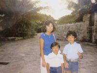 思い出の中南米(1983~1988)  第六章 「パナマの休日(ドミニカ共和国 カサ・デ・カンポ)」編