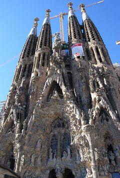Spain Barcelona * カサ ミラ~サグラダファミリア