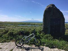 2017年夏 帰省ついでの北海道旅行その2 念願のオロロンラインサイクリングと道北観光編