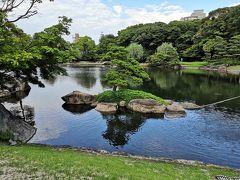 名古屋市内の日本庭園「徳川園」