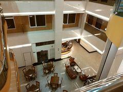 ツアーで台湾北部を周遊3. ウォッシュレットがある「ギャラリー・ホテル」に宿泊