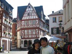 心の安らぎ旅行 2005年(15年前)夫が撮っていてくれた Mainz マインツ♪