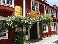 Eksjö、古い木造建築が残る街2