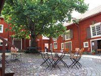 Eksjö、古い木造建築が残る街3