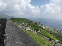 セントキッツ ブリムストーンヒル要塞跡(Brimstone Hill Fortress, St. Kitts & Nevis)