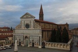 シニア夫婦の欧州5カ国ゆっくり旅行30日 (20)プラートとフィレンツェの美術館や教会で絵画を鑑賞しました(3月18日)