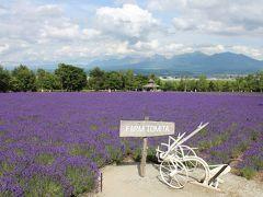 ラベンダーと花畑を楽しむ、富良野から美瑛へ1泊2日の旅(1日目)